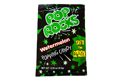 Pop Rocks Watermelon 9,5g