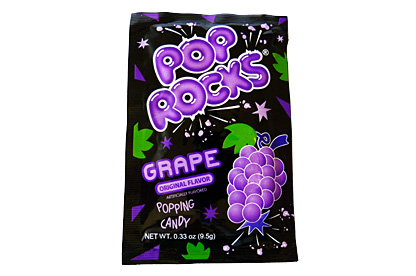 Pop Rocks Grape 9,5g