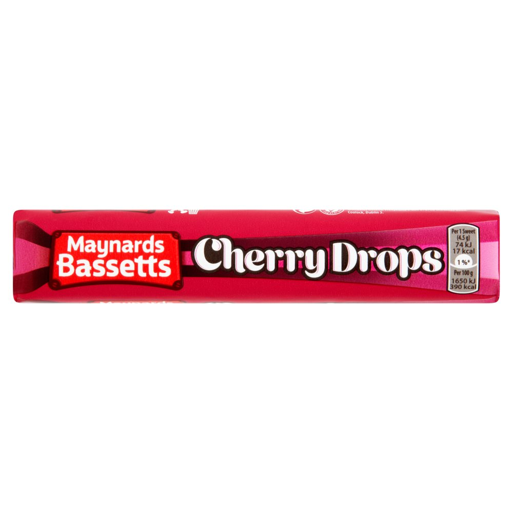 Bassetts Drops Cherry 45g