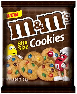 M&M Cookies 45g