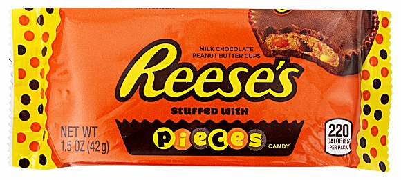 Reeses stuffed with pieces 42g