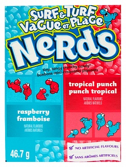 Wonka Nerds Tropical Punch 46,7g