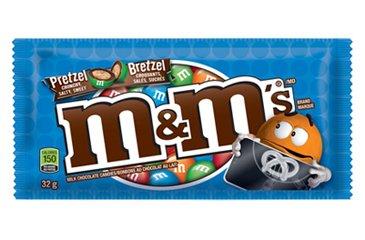M&M pretzel 32,3g