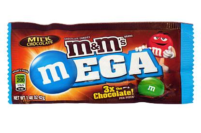 M&M mega 42g