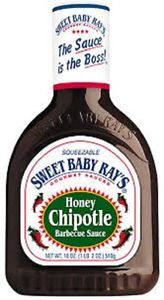 Sweet Baby Ray´s-Honey Chipotle barbecue sauce 510g