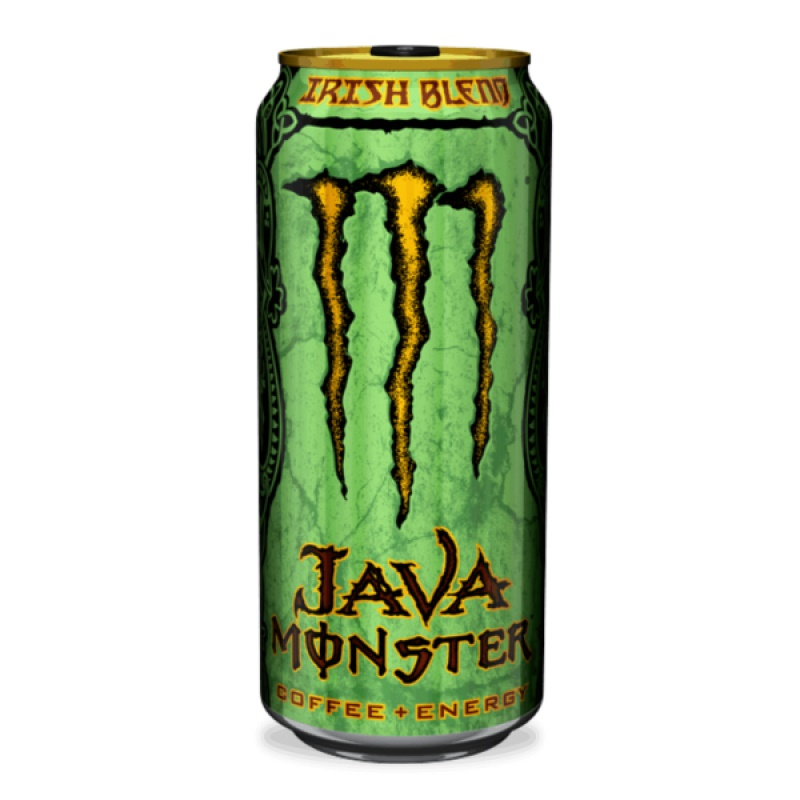 Monster Java irish blend energ.nápoj 443ml