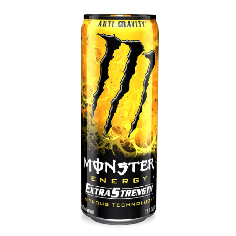 Monster Extra Strange anti gravity energ.nápoj 355ml