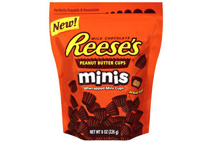Reeses minis butter cups 226g