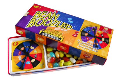 Jelly Belly Bean Boozled 100g spiner