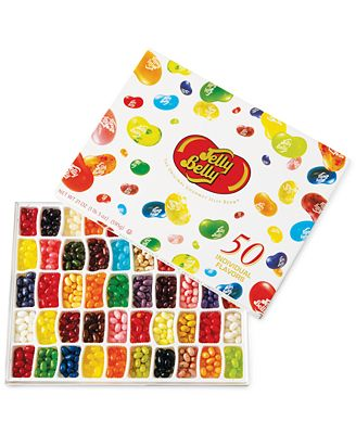 Jelly Belly 50 flavours 600g