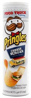 Pringles Cheeseburger 169g