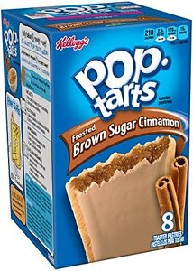Pop Tarts Frosted brown sugar 397g