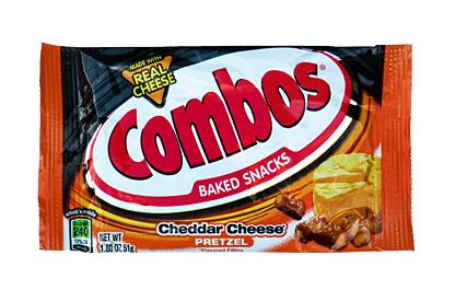 Combos Cheddar cheese Pretzel 51g