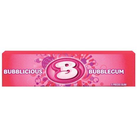 Bubblicious Bubblegum 48g
