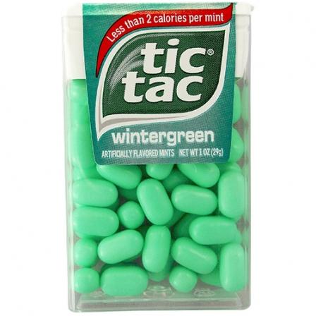Tic Tac Spearmint mix 28,35g
