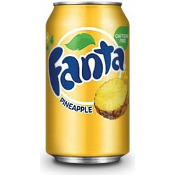 Fanta Pineapple 355ml