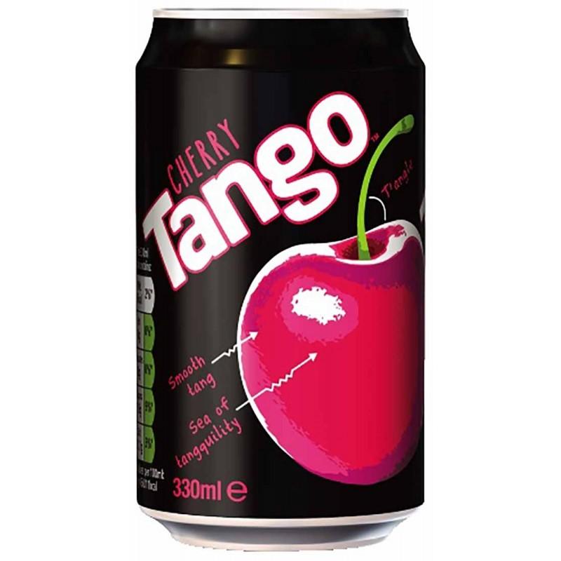Tango cherry plech. 330ml