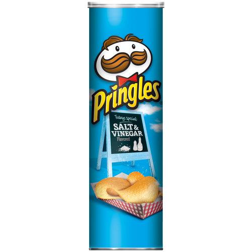 Pringles salt&vinegar 169g