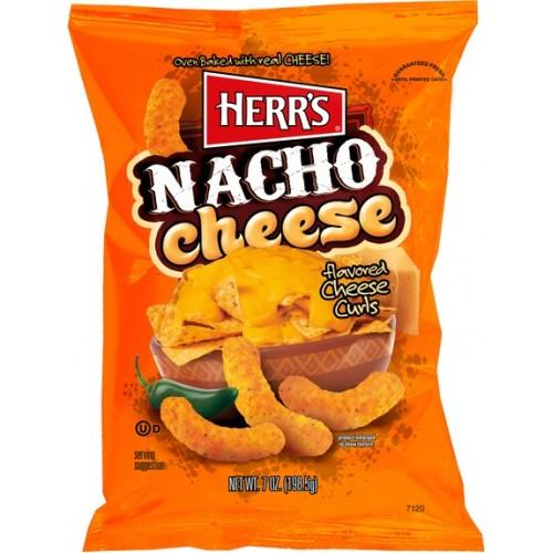 Herrs Nacho cheese 198,5g