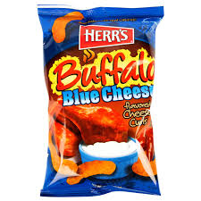 Herrs buffalo blue cheese 198,5g