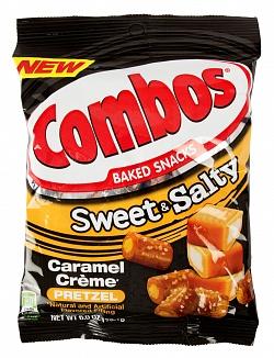 Combos sweet&salty caramel creme pretzel 170,1g
