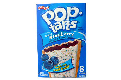 Pop Tarts blueberry 416g