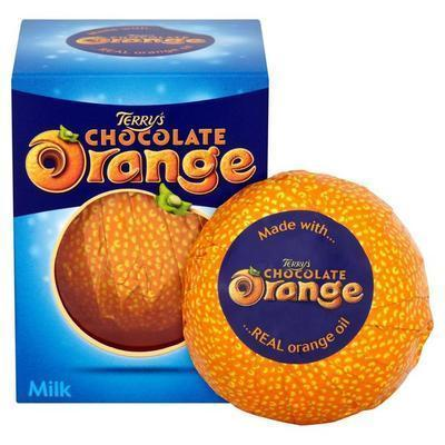 Terry´s chocolate orange 157g