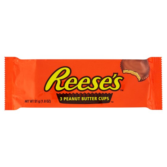 Reeses Penaut Butter Cups -3ks - 51g