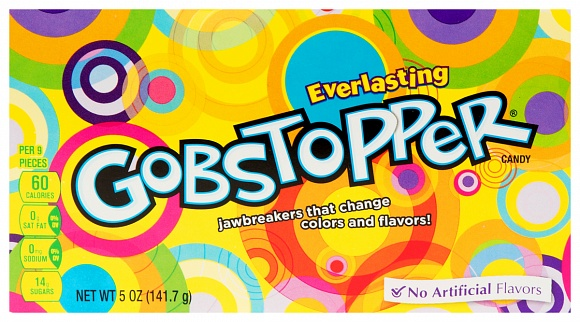 Everlasting Gobstopper Snowballs 141,7g