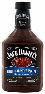 Jack Daniel´s Original No.7 Recipe BBQ Sauce 539g
