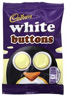 Cadbury White buttons 32,4g