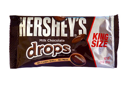 Hershey´s Drops 59g king size
