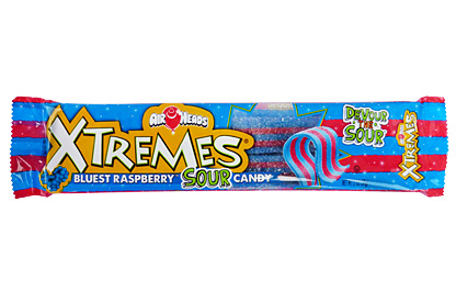 Airheads Xtremes Bluest Raspberry 57g