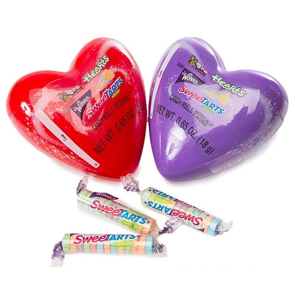 SweeTart Hearts 18g