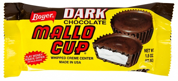 Dark Chocolate Mallo Cup 42g