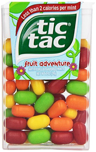 TIC TAC Fruit Adventure 29g