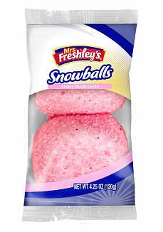 Mrs. Freshley's Snowballs 120g