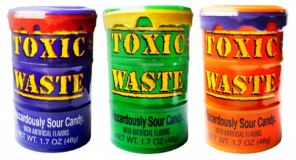 Toxic Waste Special Edition Color Drum 48g