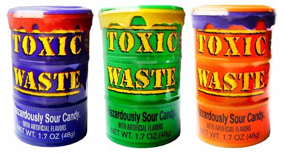 Toxic Waste Special Edition Color Drum 48g