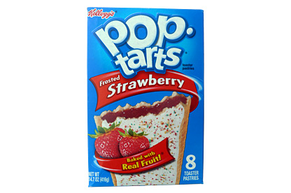 Pop Tarts Frosted Strawberry 416 g