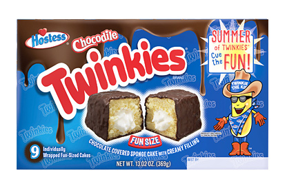 Hostess Twinkies Chocodile  369 g