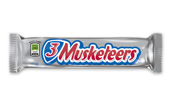 3 Musketeers Bar 54,4 g