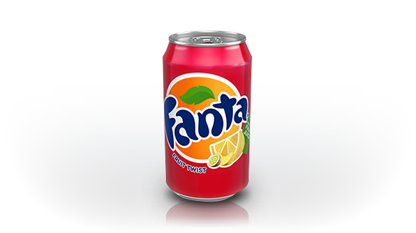 Fanta Fruit Twist 330ml