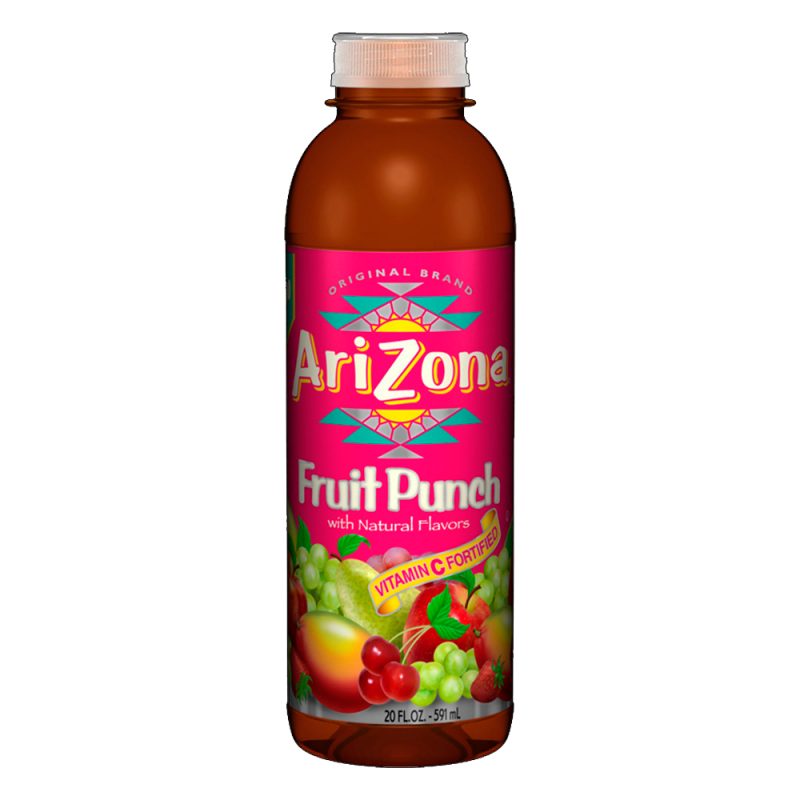 Arizona Fruit Punch Juice Coctail 591 ml