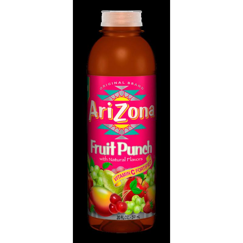 Arizona Fruit Punch Juice Coctail 591 ml