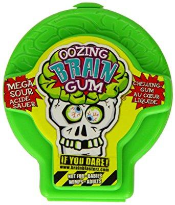 Brain Blasterz Oozing Gum Container 30 g