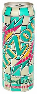 Arizona Iced Team with Lemon 680 ml