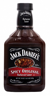 Jack Daniel´s Spicy Original 539g