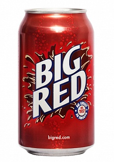 Big Red Soda 355 ml