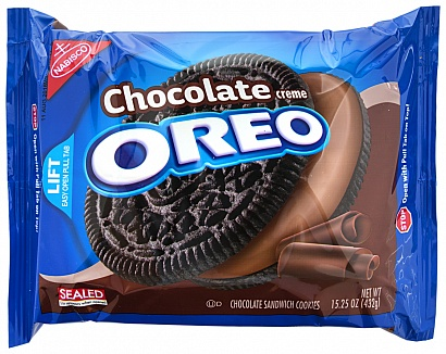 Oreo Chocolate Creme 432 g